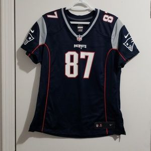 Patriots Jersey Womens Large